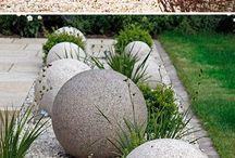 umenie v zahrade