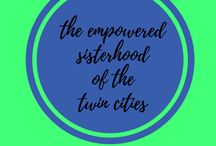 Retreats-Workshops / Opportunities for women of the twin cities of Minneapolis and St. Paul a space to come together for connection, empowerment, and inspiration.