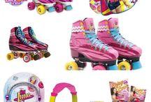 patines de soy luna