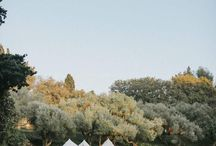 "Bohemian Rustic Natural wedding in the South of France / Bohemian, Rustic, Natural Wedding style with the ""WoodLove Wedding Festival », Festival-Themed Wedding of Manon & Theo, in Provence, South France"