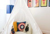 Sheldons room