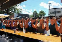 Beer Events / Our beer is flowing at events across the country... see snip-its of all the fun here!