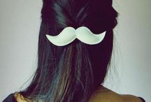 I Mustache you something / by Alexandria Stratton Zitting