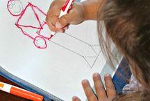 School - handwriting/fine motor
