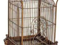 Wishing well / bird cage