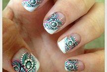 Nails / by Marissa Ostroski
