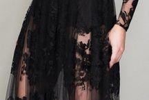 Zuhair murad φορεμα μαυρη δαντελα