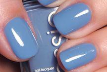 Pastel spring/summer nails
