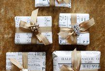 ི♥ྀ Wrap It Up  ི♥ྀ  / by Gail Macke
