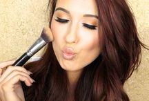 Beauty tutorial videos