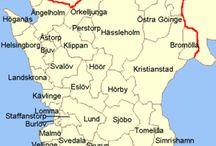 [Scania] / Malmö + Vellinge + Trelleborg + Ystad