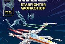 Star Wars / Star Wars books, book reviews and Star Wars activity sheets.