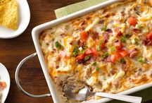 Recipes / Baked Cheese Dip