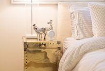 bedroom / by Meghan Ewald