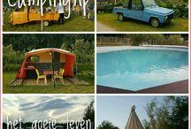 Kamperen: Campings