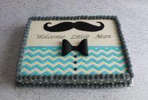 cake baby shouer boy