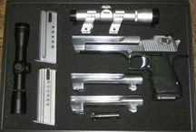 Weapons I Like