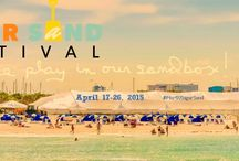 2015 Sugar Sand Festival / April 17-26, 2015 ~ 10-day Festival Celebrates Clearwater's Sugar Sand Beaches.