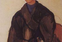 Portrait of a Boy, 1910 Zinaida Serebriakova