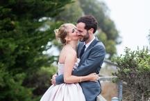 Seaside Wedding Inspiration / Seafoam, aquamarine, and all things ocean for a seaside Spring wedding