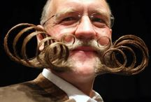 Beards & Mustaches from Crazy Town / What's extreme to some is normal to others.  Check out these pins and you decide.