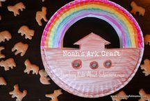Children's - bible crafts