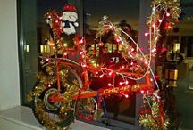 Cycling and Christmas / Anything to do with cycling and Christmas! Photos of snowy winter rides, decorations made out of bike parts, Santa on a bike and so on. / by CTC