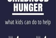 Help End Child Hunger / by T. Napoli
