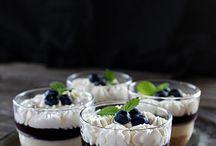 Pohár desszertek