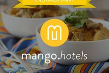 Mango Follow Us / Follow us on other social media platforms