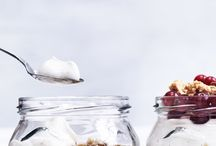 Kager / desserter med ribs