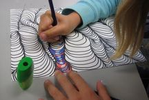 Easy Art Projects for Kids / Rainy day projects and activities for kids!