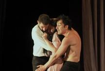 """HAMLET que nunca fue Rey de Dinamarca / Imágenes del estreno de la obra """"Hamlet que nunca fue rey en Dinamarca"""", de la Fundación Canaria de las Artes, los pasados días 12.13.19 y 20 de abril en el Centro Cultural Maspalomas. http://www.nocheydiagrancanaria.net/2013/04/teatro-1904-y-2004-hamlet-en-el-centro.html"""