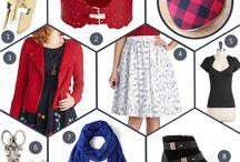A Little Style / Wardrobe updates / by Wanda Bankson
