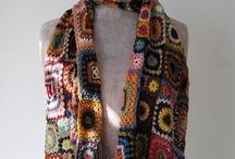 Bufandes, buffs, xals i mocadors de ganxet