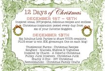 12 days of christmas=72 ideas / by Holly Huish