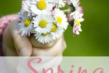 Spring Activities for Kids / Spring Activities | Spring Family Fun | SpringLearning | Here, you'll find an amazing collection of spring ideas for kids and families! Many of these items are free or inexpensive so you can save money while enjoying spring and Spring Break with your preschoolers!