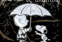 Snoopy & Charlie