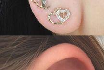 Piercing ötletek