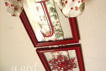 Christmas decor / by Moana DiFrancesco