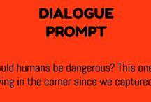 dialogue prompts &AU