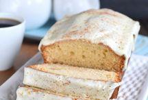 Egg nog bread no melted butter