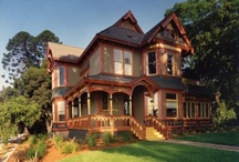 Victorian Homes / by Angie Tumblin