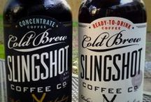Cold Brew Coffee / A collection of pins all about cold brew #coffee