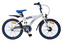 Kubbinga / Голландская компания Ch.H. Kubbinga BV была основана в 1948 году. Специализация – производство, импорт и экспорт эксклюзивной продукции для детей. Благодаря своей безупречной репутации в этой сфере компания получила лицензии от нескольких мировых брендов на использование их логотипов и фирменных образов в продукции для детей, включая велосипеды.