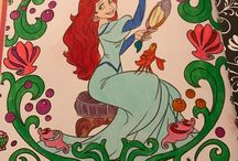 Disney Princess Art of Coloring
