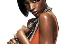 Hairdressers for afro hair and short styles