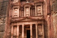 Petra, Jordan / Pictures and information about Petra.  My Living List #livinglist can be seen here: http://miscmum.com/living-list/