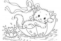 Coloring pages / Coloring pages for kids