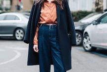 Street fashion sesja